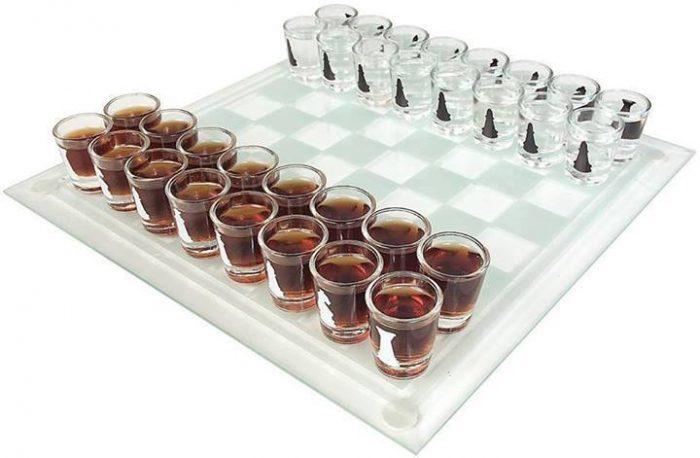 shotspel schack
